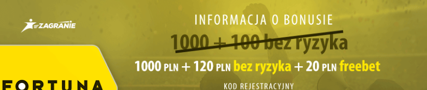kod promcyjny do fortuna pl zagrane