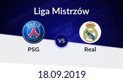 PSG - Real 18.09.2019
