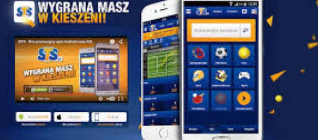 aplikajcja mobilna sts
