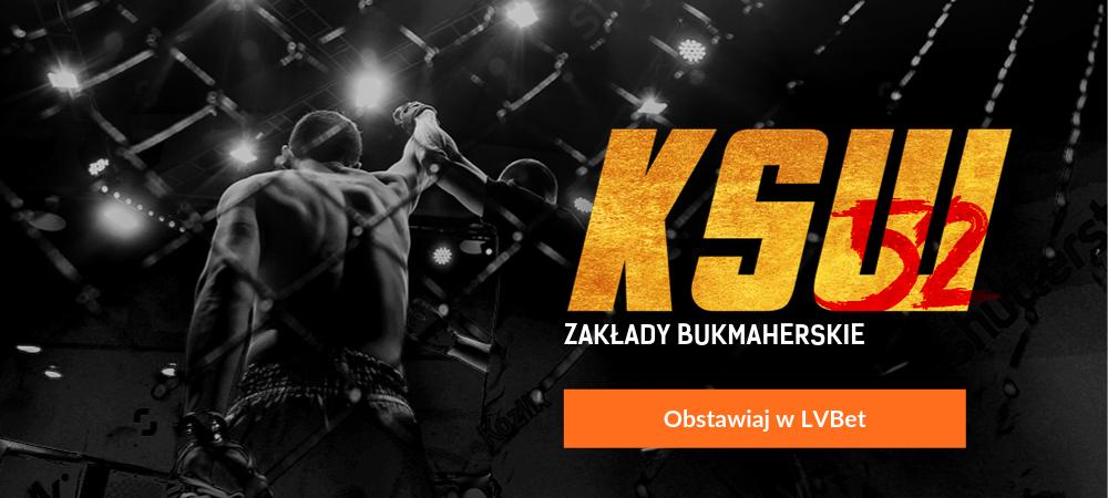 KSW 52 Zakłady Bukmacherskie