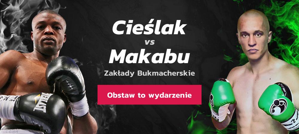 Cieślak Makabu zakłady bukamcherskie