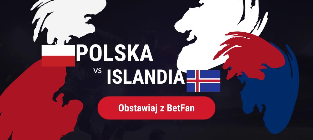 polska - islandia obstawianie